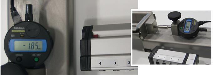Schwindungsmessung für UltraTestLab