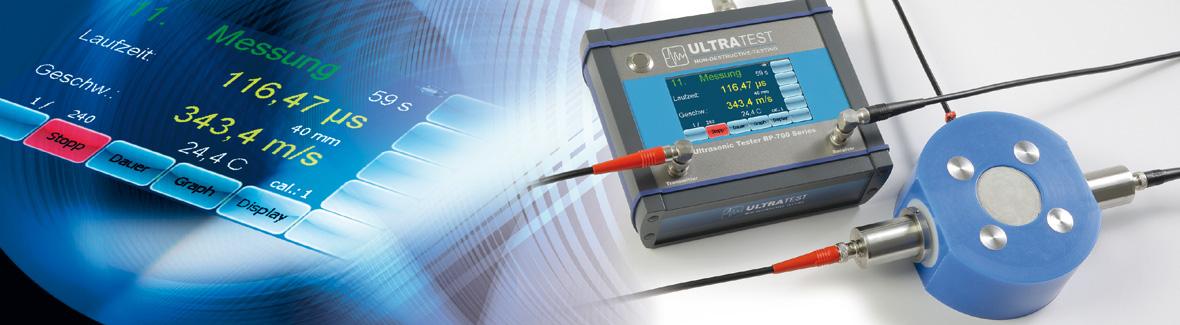 BP-700 Pro Ultraschall-Tester