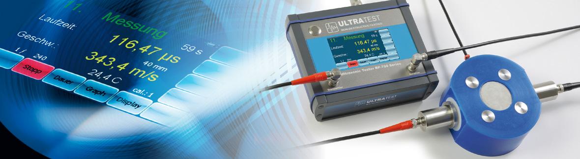 BP-700 Pro Ultrasonic Tester